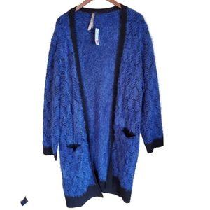 Women's Pennington open cardigan size 4x NWT